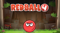 ������� � ���� Red Ball