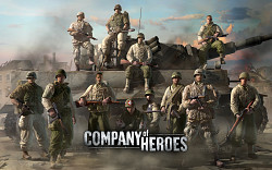 ������� � ���� Company of Heroes