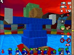 �������� �� ���� 3D Lemmings ��� ������� 1