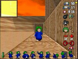 �������� �� ���� 3D Lemmings ��� ������� 2