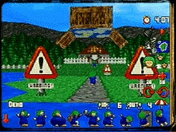 �������� �� ���� 3D Lemmings ��� ������� 4