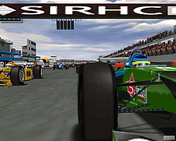 �������� �� ���� Racing Simulation 3 ��� ������� 24
