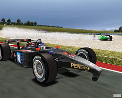 �������� �� ���� Racing Simulation 3 ��� ������� 25