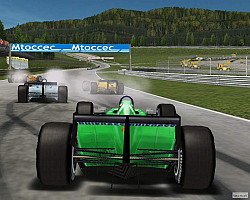 ������� ���� Racing Simulation 3