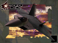 �������� �� ���� F-22 Air Dominance Fighter 