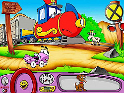 �������� �� ���� Putt-Putt Saves the Zoo ��� ������� 2