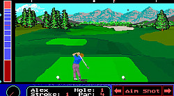 �������� �� ���� Jack Nicklaus Unlimited Golf ��� ������� 2