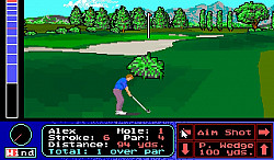 �������� �� ���� Jack Nicklaus Unlimited Golf ��� ������� 3