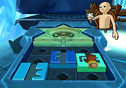 ������� ���� Zack & Wiki: Quest for Barbaros Treasure