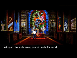 �������� �� ���� Gabriel Knight: Sins of the Fathers 