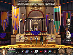 ������� ���� Quest for Glory 2: Trial by Fire