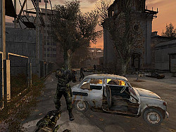 �������� �� ���� S.T.A.L.K.E.R.: Shadow of Chernobyl 