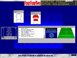 �������� �� ���� Tactical Manager 2 