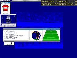 ������� ���� Tactical Manager 3