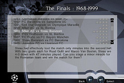 �������� �� ���� UEFA Champions League Season 1999/2000 ��� ������� 7