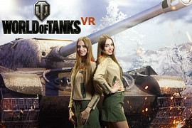 Презентация игры World of Tanks VR