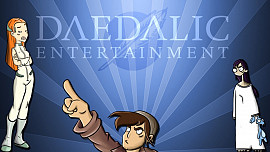 Логотип компании Daedalic Entertainment