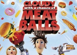Обложка для игры Cloudy with a Chance of Meatballs: The Video Game