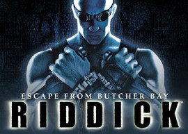 Обложка к игре Chronicles Of Riddick: Escape From Butcher Bay