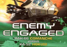 Обложка для игры Enemy Engaged: RAH-66 Comanche vs. KA-52 Hokum