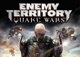 Обложка к игре Enemy Territory: QUAKE Wars