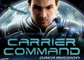 Обложка к игре Carrier Command: Gaea Mission
