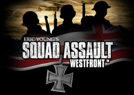 Обложка для игры Eric Young's Squad Assault: West Front