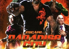 Обложка игры Escape from Paradise City
