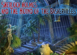 Обложка для игры Sherlock Holmes: The Hound of the Baskervilles