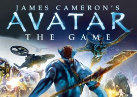 Обложка к игре James Cameron's Avatar: The Game