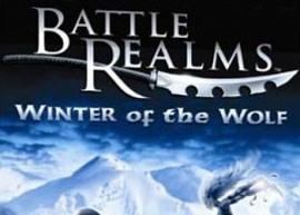 Обложка игры Battle Realms: Winter of the Wolf
