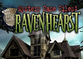 Обложка к игре Mystery Case Files: Ravenhearst