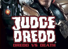 Обложка игры Judge Dredd: Dredd vs. Death