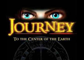 Обложка к игре Journey to the Center of the Earth