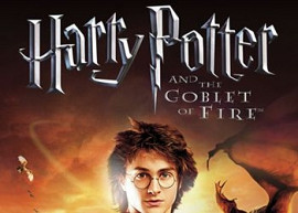 Обложка для игры Harry Potter and the Goblet of Fire