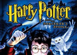 Обложка для игры Harry Potter and the Sorcerer's Stone