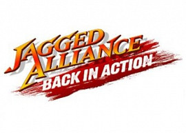 Обложка к игре Jagged Alliance: Back in Action