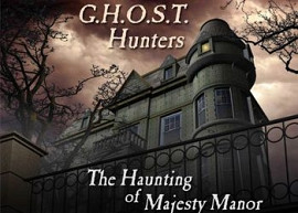 Обложка игры G.H.O.S.T. Hunters: The Haunting of Majesty Manor