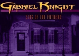 Обложка игры Gabriel Knight: Sins of the Fathers