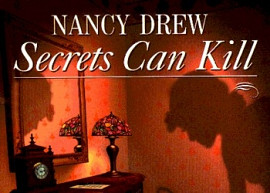 Обложка игры Nancy Drew: Secrets Can Kill