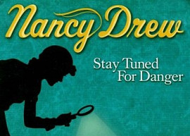 Обложка игры Nancy Drew: Stay Tuned for Danger