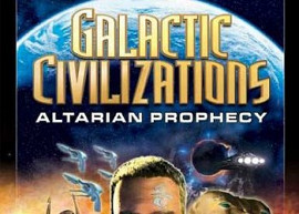 Обложка для игры Galactic Civilizations: Altarian Prophecy