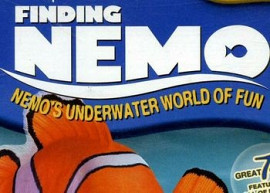 Обложка для игры Finding Nemo: Nemo's Underwater World of Fun