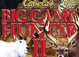 Обложка игры Cabela's Big Game Hunter 3