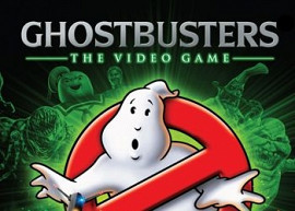 Обложка к игре Ghostbusters The Video Game