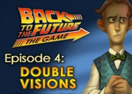 Обложка для игры Back to the Future: The Game Episode 4. Double Visions