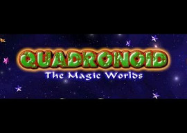 Обложка игры QuadroNoid: The Magic Worlds