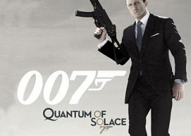 Обложка игры Quantum of Solace: The Game