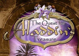 Обложка игры Quest for Aladdin's Treasure, The