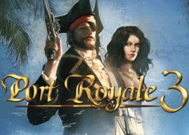 Обложка к игре Port Royale 3: Pirates & Merchants